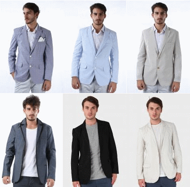 model baju kerja pria terbaru